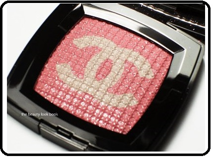 chanel poudre tissee